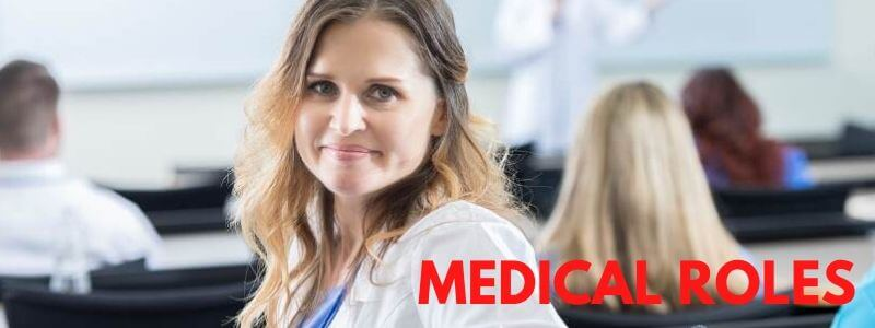 Medical jobs - J1 work and travel