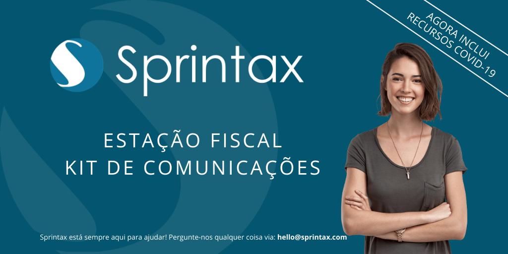 ESTAÇÃO FISCAL kit DE COMUNICAÇÕES