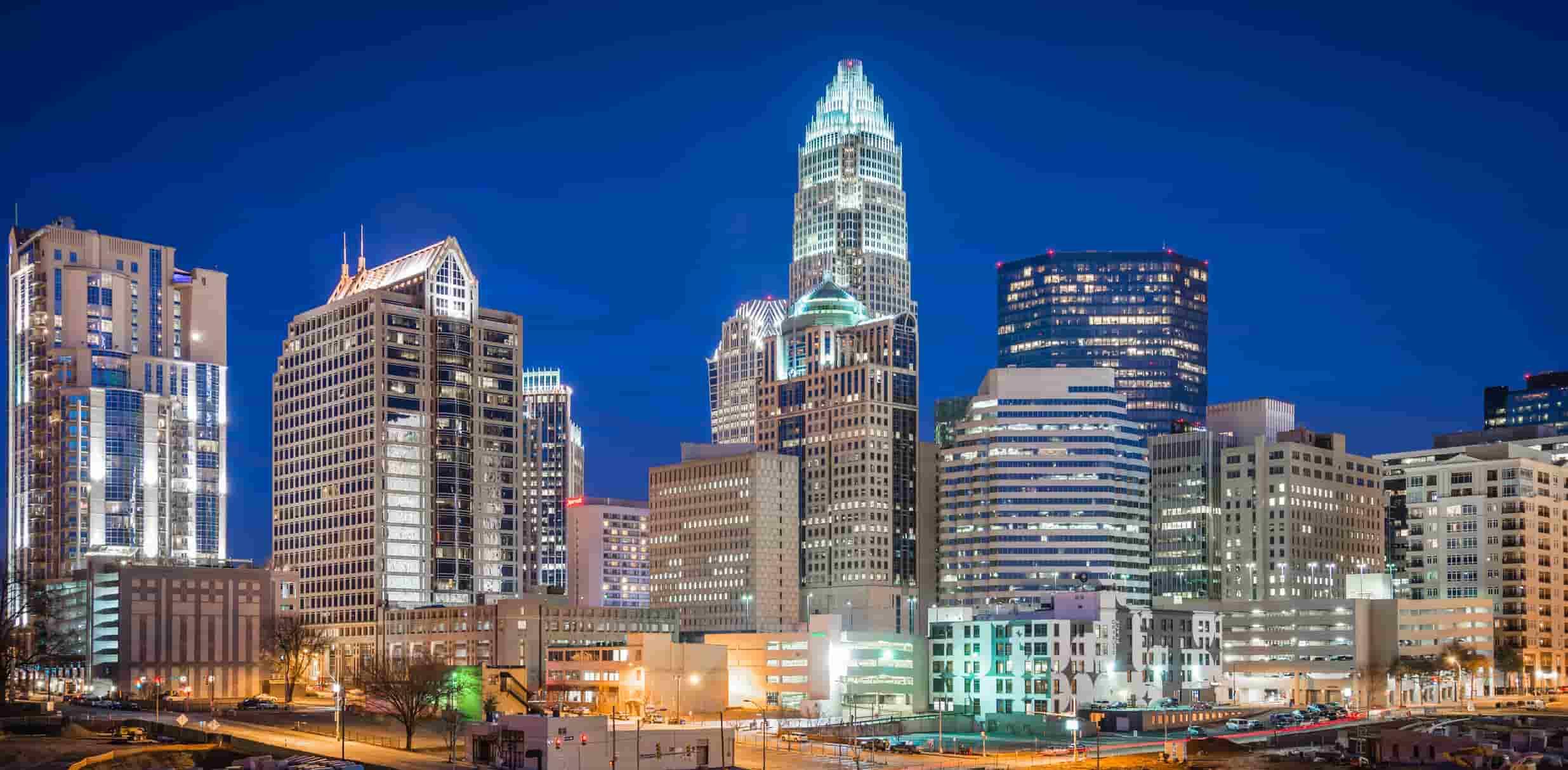 North Carolina refund
