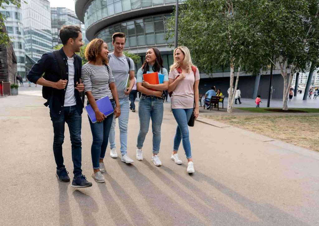 international students in US