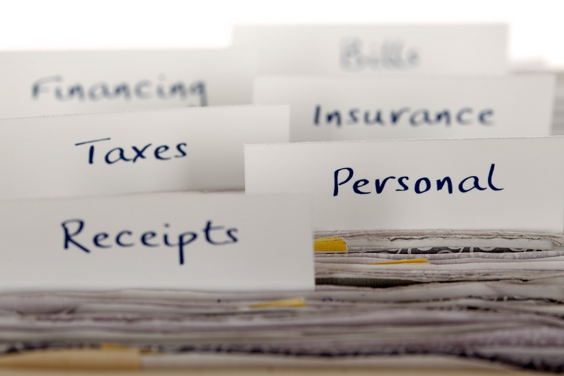 Filing your taxes with the right documents