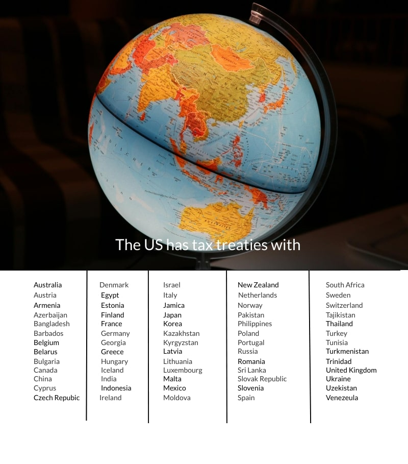 US Tax Treaties